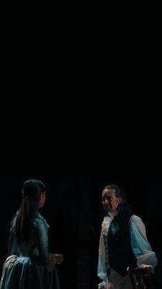 Anthony Ramos Hamilton, Hamilton Eliza, Alexander Hamilton, Hamilton Broadway, Hamilton Musical, Alexander And Eliza, Hamilton Background, Philippa Soo, Lin Manual Miranda