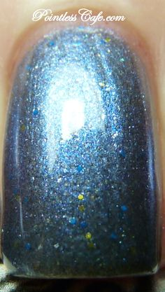Hebridean Sprite Beauty Thunderbird Strike - Close-up Manicures, Nails, Cosmetic Items, Cruelty Free, Swatch, Beauty Products, Nail Polish, Cosmetics, Nail Salons
