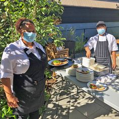Residents at Thornebridge Gardens Retirement in New Westminster enjoyed 30 degree weather with a summer BBQ! 😀☀️ #vervecares #community #goodtimes #sunshine #summervibes