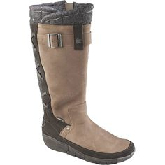 Cushe Quilty Conscience Boot (in brown and also in black)