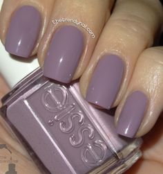 Warm And Toasty Turtleneck - Essie #nails
