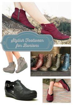 Stylish Footwear for Bunions