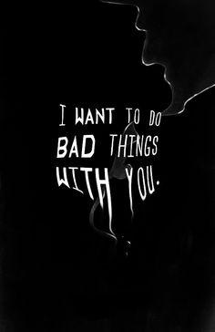 iljerin - bad things