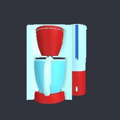 44 Best coffee maker 3D model images in 2016 | Model, Coffee