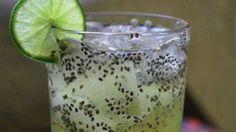Succo di limone e semi di chia per dimagrire in un batter d'occhio