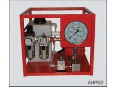 AHP-BTU - Air driven tensioner pump