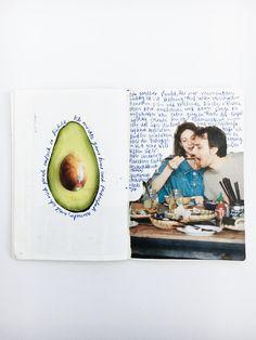So gestalte ich mein Skizzenbuch für Wunschleder. Seht euch den Blogpost an! Modecollage   Fotografie   Fashion