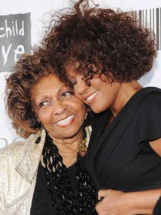 Cissy Houston - Whitney Houston's mother Cissy Houston. Cissy quote - ''If I could bring her back I would, but that's not possible'' - RIP Whitney.
