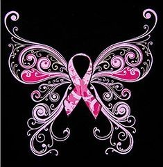 c4c194b5d Pink ribbon butterfly | Lisa's likes | Breast cancer tattoos, Cancer ribbon  tattoos, Breast cancer quotes