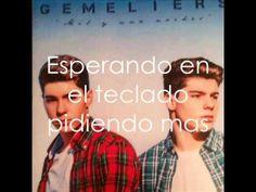 5.Eres El Juego-Letra Gemeliers (Mil y Una Noches) - YouTube