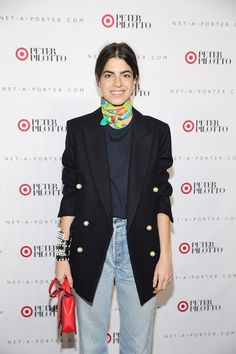 Best Dressed Peter Pilotto for Target Party: Leandra Medine