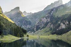 Appenzellerland für Einsteiger - Berggasthaus Aescher - Reisetipp || Seealpsee