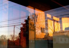 Window Reflections by Anamae ., via Flickr