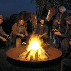 extremis: Belgium-Made Fire pit