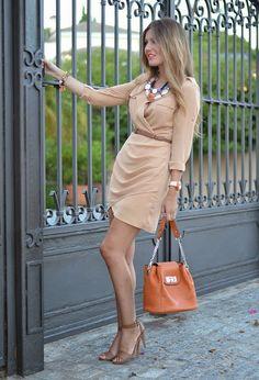 Magníficos vestidos para salir a cenar   Modernos Vestidos de verano
