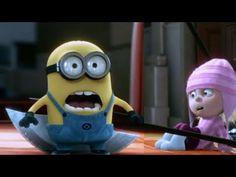 When Dad Isn't Home - Minions Funny Videos Minions Clips, Minions Minions, Minions Quotes, Funny Photos, Best Funny Pictures, Funny Whatsapp Videos, Scary Houses, House Funny, Short Jokes