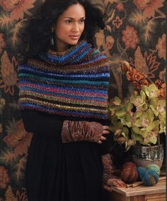 Knit Noro Accessories:30 colorful little knits 2012 - 壹一 - 壹一的博客