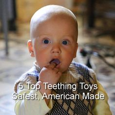 Soothe baby's sore gums with these nutritious and delicious teething biscuits and baby rusks. We've compiled 10 of the best recipes around. Baby Teething Biscuits, Teething Toys, Teething Babies, Teething At 3 Months, Baby Pictures, Baby Photos, Cavities In Kids, Dentistry For Kids
