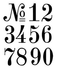 No 1, 2, 3, 4, 5, 6, 7, 8, 9, 0 - Briar Press