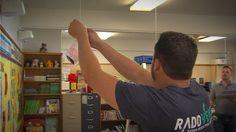 Is radon in Utah schools?