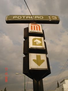 Mexico City - Metro station