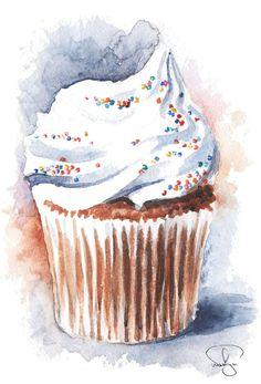 Cupcake  on We Heart It