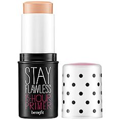 Benefit Cosmetics : Stay Flawless 15 - Hour Primer  BEST PRIMER I've ever used! Stays on all day and leaves it less oily througout the day!