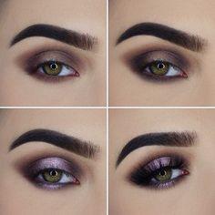 Sigue nuestros consejos para verte espectacular #Ojos #Makeup #Maquillaje #Beauty #Eyes