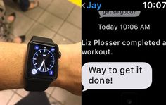 I tried the new Apple Watch Series 2 for a week and here's how it's already making my life better. Apple Watch Iphone, New Apple Watch, Apple Watch Series 2, Apple Watch Fitness, Apple Watch Fashion, Iphone Stand, Track Workout, Tablet Stand, Android Smartphone