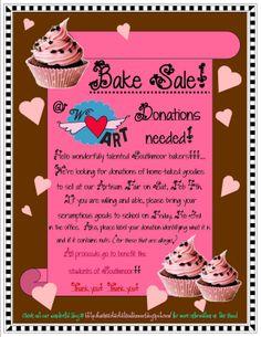bake sale flyer template free cakepins com flyers