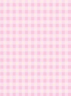 Pink Gingham Checker Backdrop - 1343
