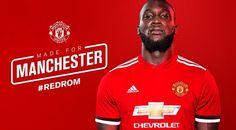 Oficjalnie: Romelu Lukaku dołącza do Manchesteru United