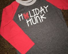 funny Christmas shirt boy christmas shirt toddler by Our5loves