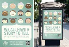 HEY - Social Campaign