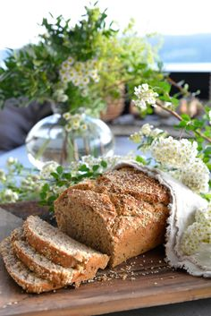 Baking Recipes, Healthy Recipes, Healthy Food, Muesli, Baked Potato, Nom Nom, Scones, Food And Drink, Dining