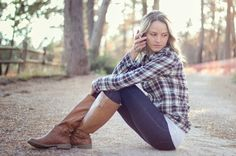 #photography #plaid #boots #fashion #ootd #fall