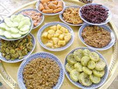 Moroccan Food - decadent. - Maroc Désert Expérience tours http://www.marocdesertexperience.com