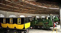 Resultat d'imatges de museu del ferrocarril vilanova horaris