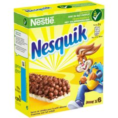 Nestle Chocolate, Chocolate Lovers, Cereal Recipes, Snack Recipes, Little Girl Makeup Kit, English Sweets, Nesquik, Movie Night Gift Basket, Lava Cake Recipes