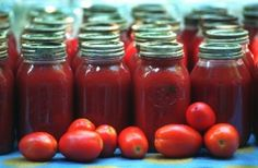 tips on canning, gardening, homesteading and other useful stuff