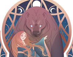 The Bear & The Maiden Fair