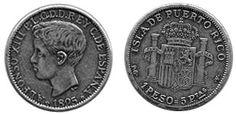 ☀Puerto Rico☀Puerto Rico Monetary History