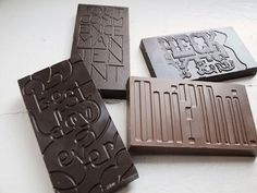 i'd be torn whether to eat this chocolate or just admire it (by dynamo)