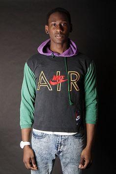 Nike Air Sweatshirt  Sweatshirt  MultiColored  by EmmettBrown, $98.00