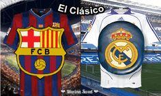 El Clásico - Fútbol Club Barcelona y Real Madrid Club de Fútbol - Liga de Fútbol Profesional
