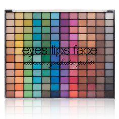 E.L.F. Cosmetics, Studio, 144 Piece Bright Eyeshadow Palette, 3.05 oz (86.4 g) - iHerb.com
