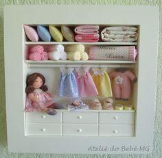 Quadrinho Mini Closet roseaneatelier.blogspot.com