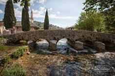 The Old Bridge - Stolac 2017 Photos, Bosnia And Herzegovina, Old Things, Country Roads, Architecture, City, Plants, Travelling, Bridge