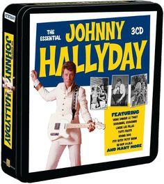 Best of - Johnny Hallyday Essential - 3 CD - CD Audio NEUF