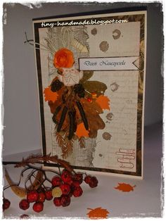 Jesienne przydasie Cover, Books, Handmade, Libros, Hand Made, Book, Book Illustrations, Libri, Handarbeit